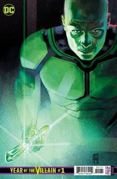 DCs Year of the Villain #1 1:250 Lex Luthor Var Ed