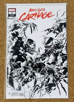 Absolute Carnage #1 (of 5) Party Sketch Var