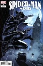 Spider-Man Noir Vol 2 #1 Cover D Incentive Javier Garron Variant Cover
