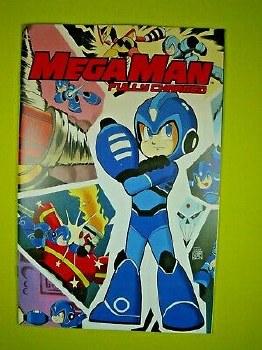 Mega Man Fully Charged #1 Cvr G Thank You Var