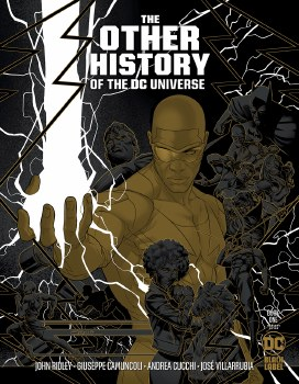 Other History of the DC Universe #1 (of 5) Gold Foil 1:25 Var