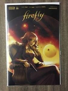 Firefly #25 Andolfo 25 Copy Incv Variant