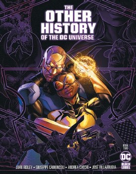 Other History of the DC Universe #2 (of 5) Var Ed