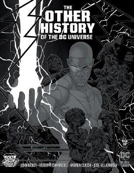 Other History of the DC Universe #1 (of 5) Cvr C LCSD Silver Foil Var