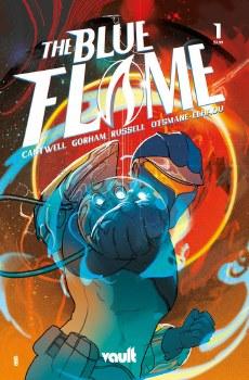 Blue Flame #1 Cvr E 30 Copy Incv Ward