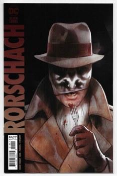 Rorschach #12 (of 12) Cvr B Ben Oliver Var (Mr)