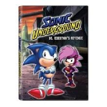 Sonic Underground: Dr. Robotnik's Revenge DVD