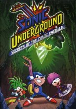Sonic Underground: Secrets of the Chaos Emerald DVD