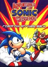 Adventures of Sonic the Hedgehog: Robotnik Strikes Back DVD