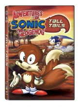 Adventures of Sonic the Hedgehog: Tall Tails DVD