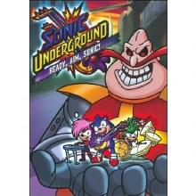 Sonic Underground: Ready, Aim, Sonic! DVD