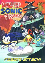 Adventures Of Sonic The Hedgehog: Robots Attack! DVD