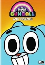 Cartoon Network: The Amazing World of Gumball DVD