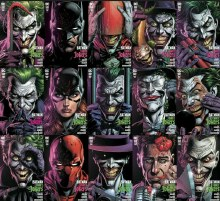 Batman Three Jokers #1-3 Complete Set Bundle (Random Covers)