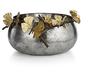 Butterfly Gingko Bowl
