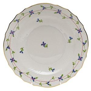 Blue Garland, Salad Plate