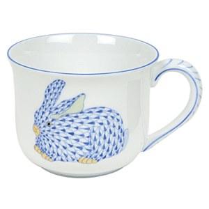 Mug with Bunny, BLUE