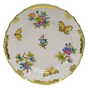 Queen Victoria, D/B&B Plate
