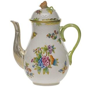 Queen Victoria, Coffee Pot
