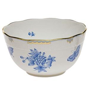 Fortuna Blue, Round Bowl