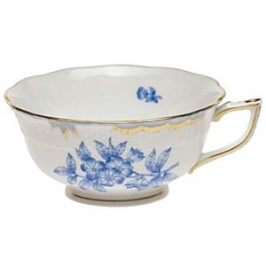 Fortuna Blue, Cup & Saucer SET