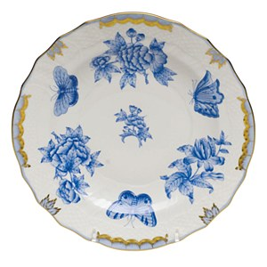 Fortuna Blue, Salad Plate
