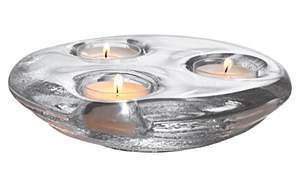 Thetford Trio Tealight w/GB