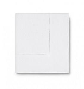 Festival Oblong T/Cloth, White