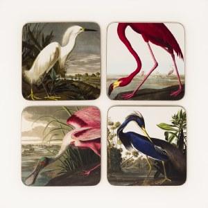Audubon Birds Coaster Set