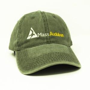 Mass Audubon Baseball Cap Green