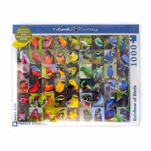Rainbow of Birds Puzzle