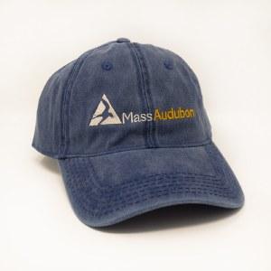 Mass Audubon Baseball Cap Blue