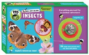 Look and Learn Kit Insects