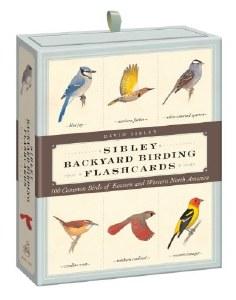 Sibley Backyard Birds Flashcards