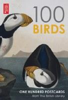 100 Birds Postcard Collection