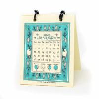2020 Ring-Standard Calendar