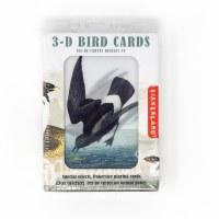John James Audubon 3-D Playing Cards