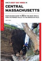 AMC Best Day Hikes in Central Massachuestts