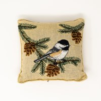Chickadee Balsam Pillow