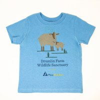 Drumlin Farm Sheep T-shirt Toddlers