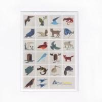 Mass Audubon Icons Magnet