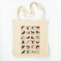 Mass Audubon Icons Tote Bag