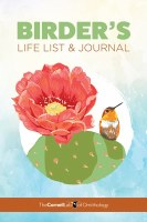 Birder's Life List & Journal