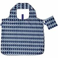 Blu Bag Reusable shopping Bag in Pouch