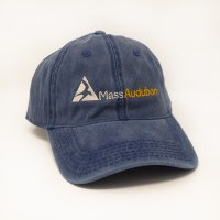 Mass Audubon Baseball Cap Blue