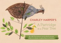 Charley Harper's Partridge in A Pear Tree