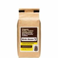 Birds & Beans Chestnut-sided  Warbler Coffee Ground