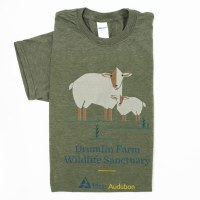 Drumlin Farm Sheep T-shirt Adult