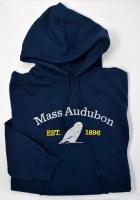 Mass Audubon Owl Hoodie