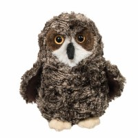 Owl Saw-Whet Plush